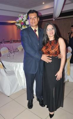Carla Linares y José Reyes