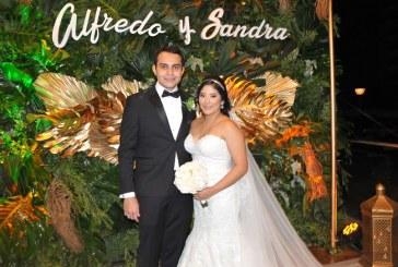 El Summer in Love en la boda de Alfredo y Sandra