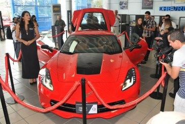 El súper deportivo Corvette ya se vende en Honduras