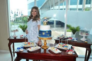 Cristina Michelle: ¡Feliz! con su baby shower inspirado en El Principito