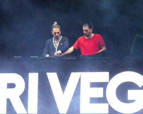 Dimitri Vega & Like Mike hicieron vibrar a los presentes con sus grandes éxitos musicales