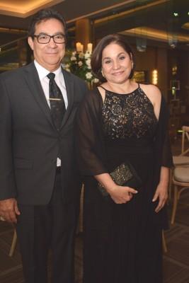 Donaldo y Dora Suazo