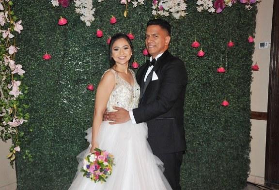 La boda de Elia Lavinia y Ronaldo ¡el amor surgió de repente!