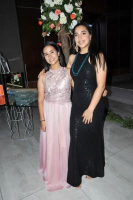 Elizabeth Montalvan y Samar Awad