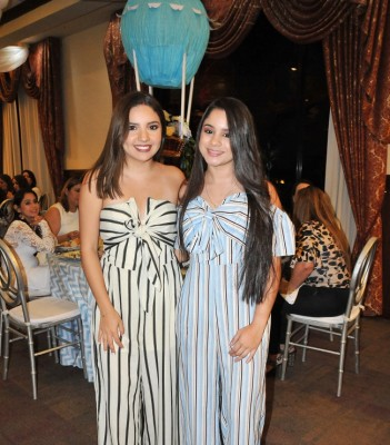 Emy Ramírez y Alejandra Interiano