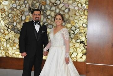 """La boda """"All White"""" de Melissa y Pablo… ¡única y fascinante!"""