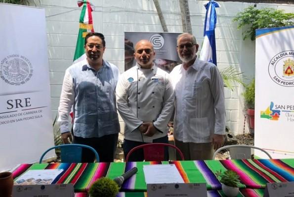 Encuentro Gastronómico Honduras-México 1