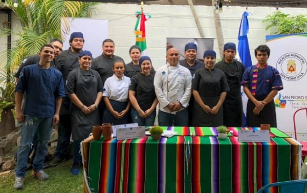 Encuentro Gastronómico Honduras-México 2
