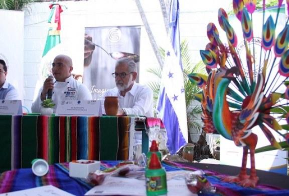 Anuncian encuentro gastronómico Honduras-México en San Pedro Sula