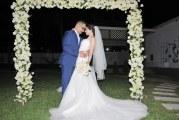 """Así comenzó el """"felices para siempre"""" de Howard y Josseline"""