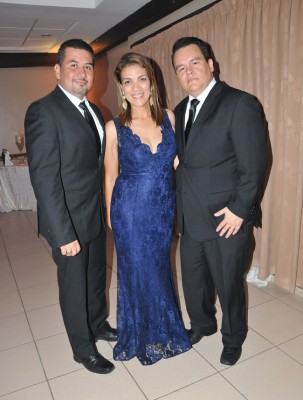 Hugo Zacapa, Fransen Castro y Rodrigo López