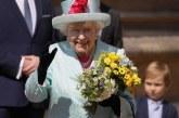 Isabel II celebró los 93 años acompañada por casi toda su familia (+fotos)