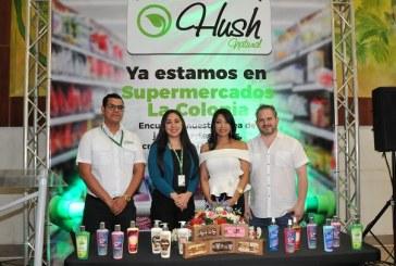 Supermercados La Colonia le da la bienvenida a la prestigiosa marca Hush Natural