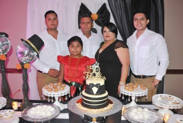 Tuxedo Birthday Party para Yoni Maradiaga