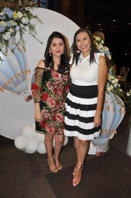 Lorena Mejía y Lizeth Álvarez