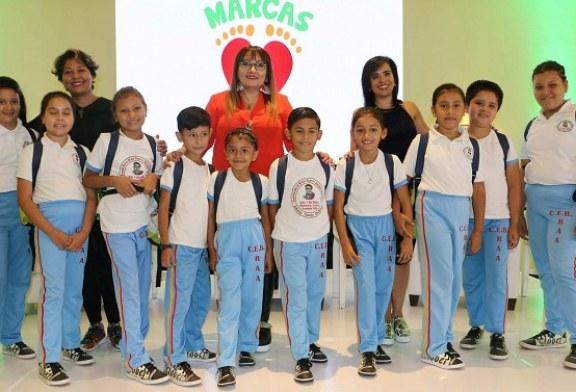 """Grupo Jaremar lanza """"Marcas de Amor"""", programa de Eco Tenis fabricados con etiquetas y empaques reciclados"""