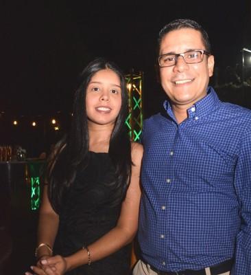 Marco y Jenny Sahury