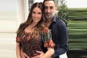 La actriz Marlene Favela está feliz con su embarazo