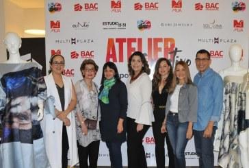 """Mujeres en las Artes presentan trunk show """"Atelier Creativo"""" en Multiplaza SPS"""