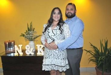 El compromiso de Natanael y Karla ¡el uno para el otro!