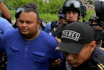 Narco hondureño Noé Montes condenado a 37 años de prisión por introducir cocaína a EEUU