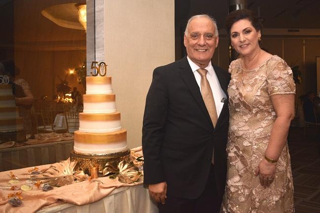 Nasry Kamal Handal celebra 50 años como médico