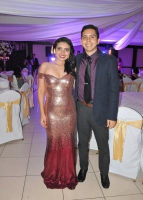 Nilia Aguilar y Ricardo Aguilar
