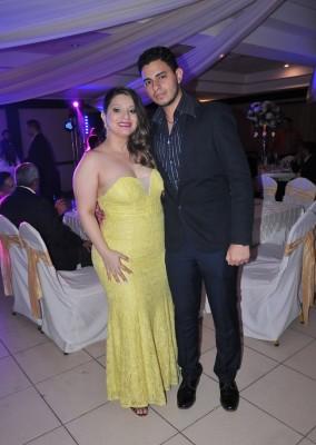 Nina Aguilar y Maverick Aguilar