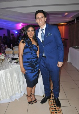 Paola Ochoa y Ricardo Gutiérrez