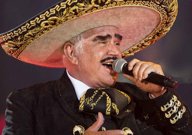 Chente Fernández se echará un palomazo en su rancho de Guadalajara