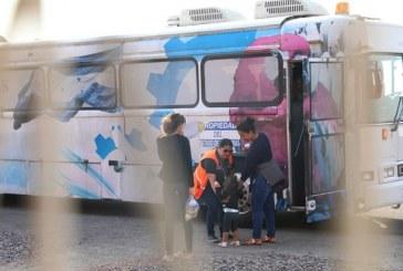 Cerca de mil hondureños fueron retornados este lunes de EEUU y México