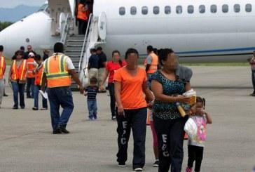 Aumenta cifra de migrantes retornados desde México y Estados Unidos