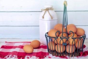 Comer huevos en el desayuno mejora control de la glucosa en diabéticos