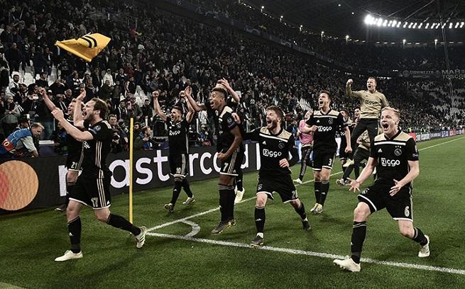 La Juventus se despide de la Champions tras ser derrotado en su propia casa 2-1 por el Ajax