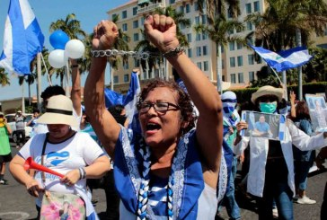 Nicaragüenses huyen del país por temor a perder la vida, según ACNUR mas de 29 mil han pedido asilo en Cosa Rica