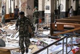 Arrestan a 8 personas tras serie de atentados en Sri Lanka que dejó 207 muertos
