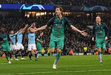 Tottenham logró un pase de locura a semifinales de Champions League