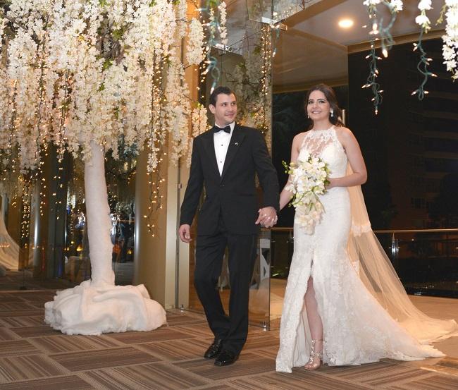 La boda de Daniel y Alexandra…una historia de ensueño invernal