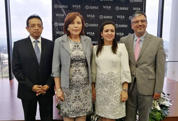 Banpais lanza al mercado hondureño su exclusiva tarjeta de crédito Visa Infinite