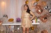 Daniela Elisa y su fiesta de XV años de esencia minimalista