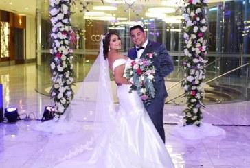 La boda de Christian y Suyapa…¡todo comenzó con un beso!