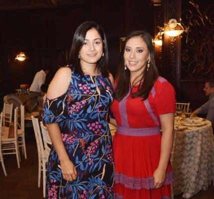 Daniela Castro y Gigi Férez