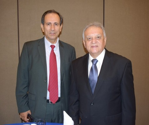 Darío Rivera y Carlos Bueso