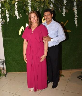 Emna y Luis Ortega