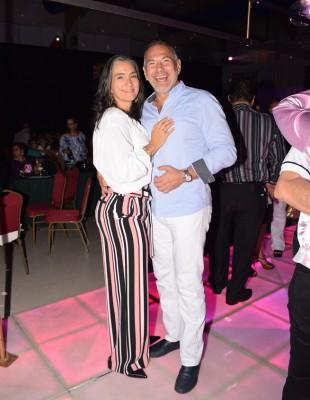 Ivonne y Ernesto Icaza.