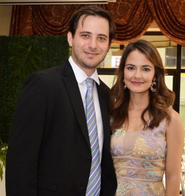 Jessica y Eytan Ronen