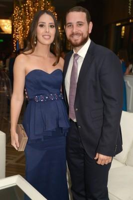 Jorge y Sofía Vitanza.