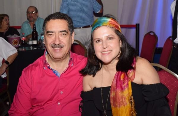 Juan Ferez y Ana Clencia Bueso de Ferez