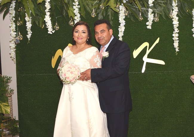 Revelaciones de vida en la boda de Karla y Norman…