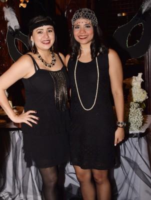 Lila Orellana y Marcela Funes